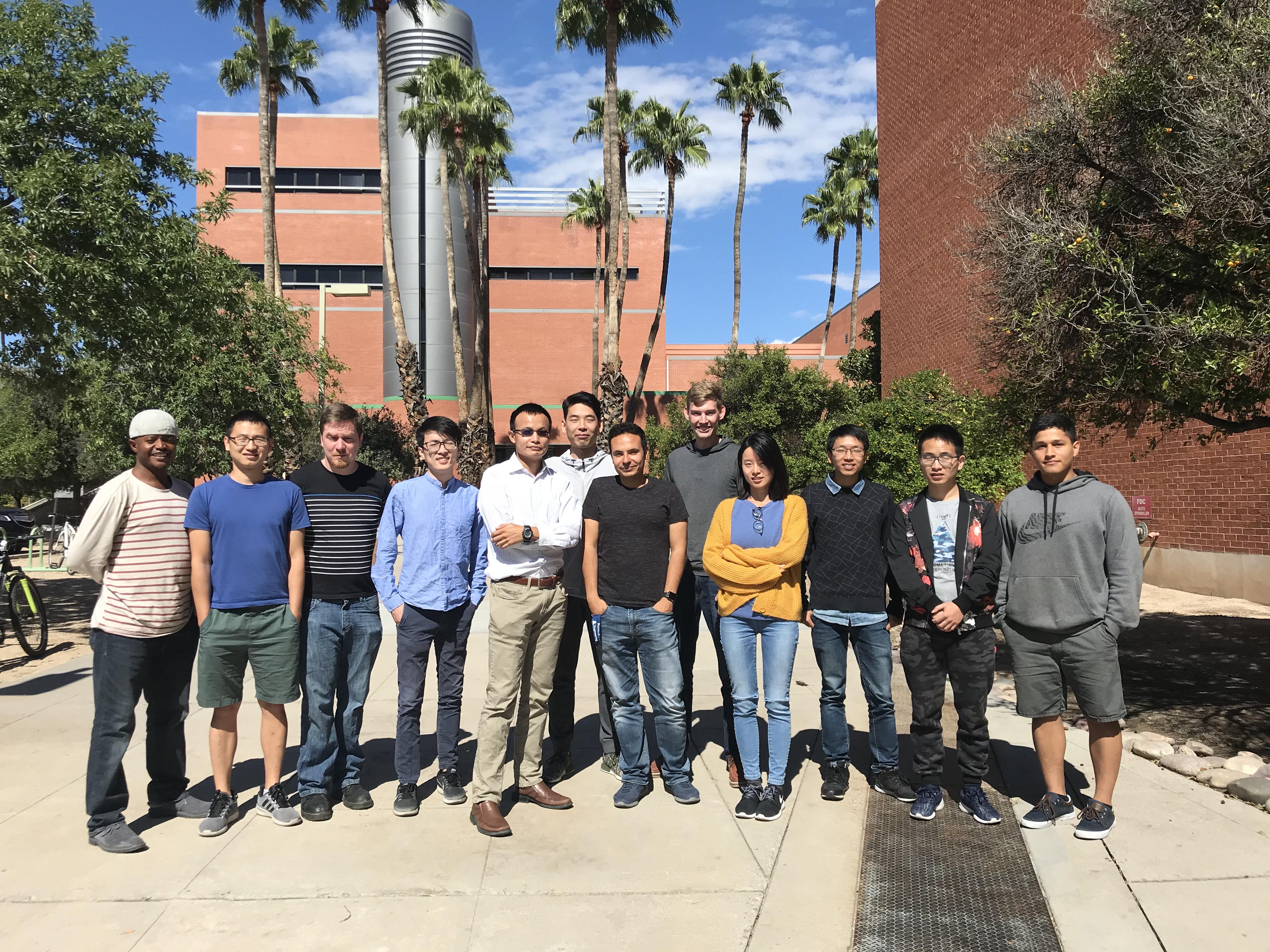 STL Lab Members Fall 2018