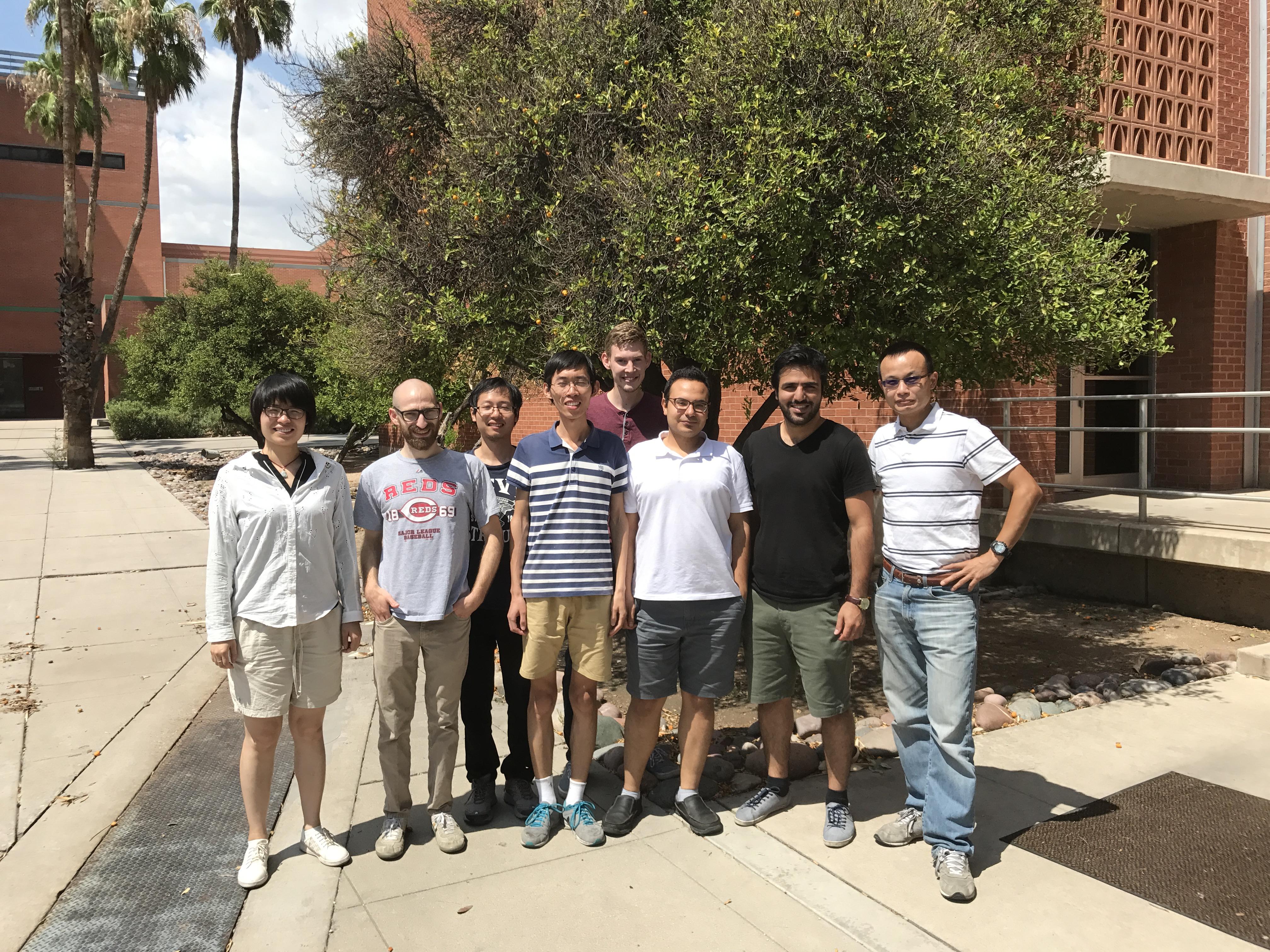 STL Lab Members Summer 2017