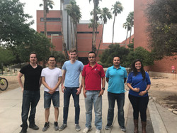 STL Lab Members Summer 2018