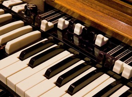 Órgão Hammond/Hammond Organ