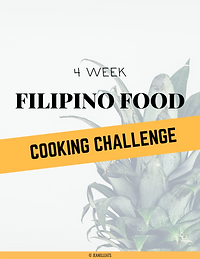 4 week Filipino Food Cooking Challenge.p