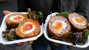 8 Things To Eat in Borough Market, London   Scotch Eggs, Duck Confit, and MORE!