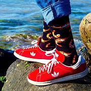 02258 Коллекционные носки из серии Подво