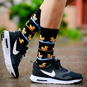 03637 Дизайнерские носки серии В мире жи