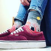 14046 Дизайнерские носки из коллекции Ве
