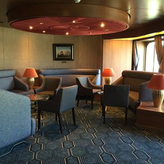 Holland America Explorers Lounge