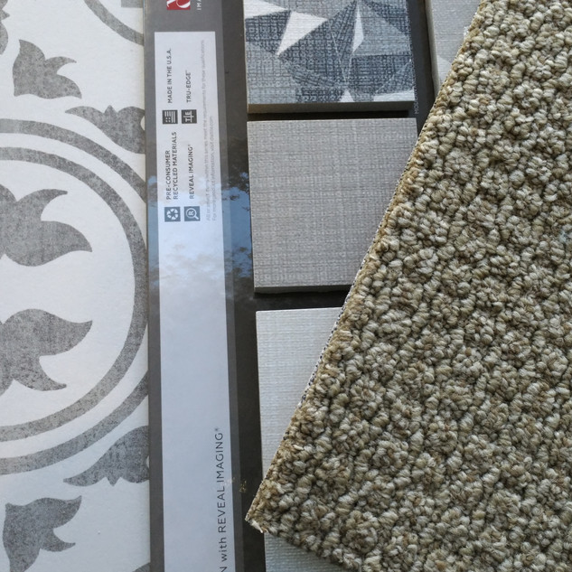 Tile and Broadloom Carpet