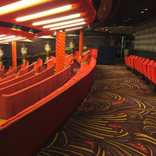 Holland America Vista Lounge