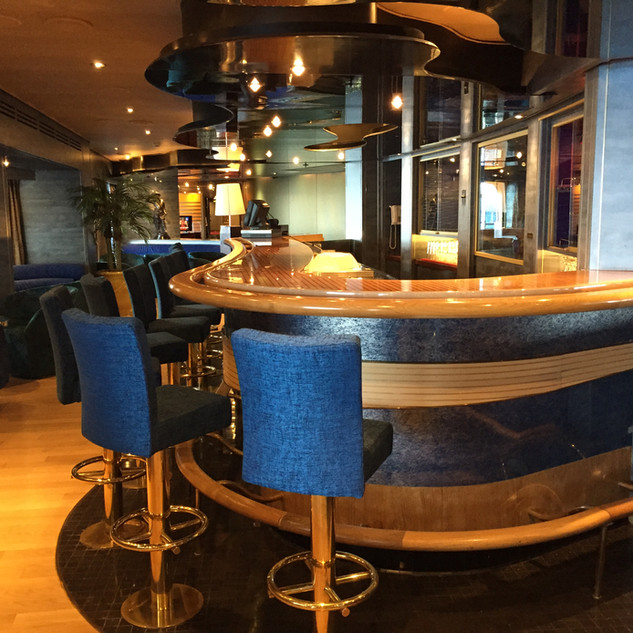 Holland America Bar