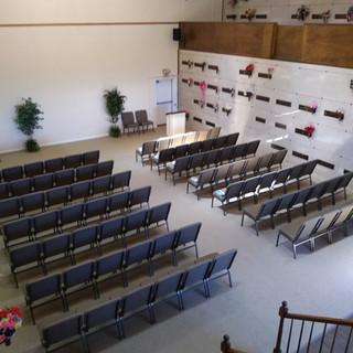 Moore Funeral Home Chapel