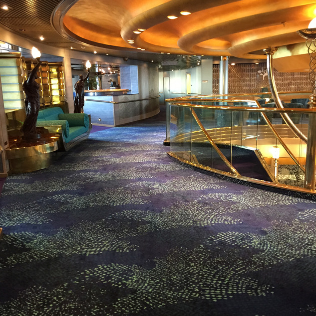 Holland America Ocean Bar