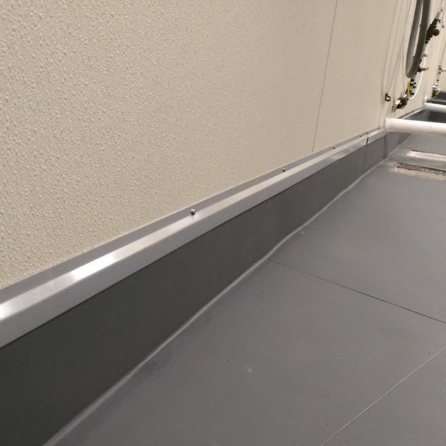 Commercial Kitchen Floor System