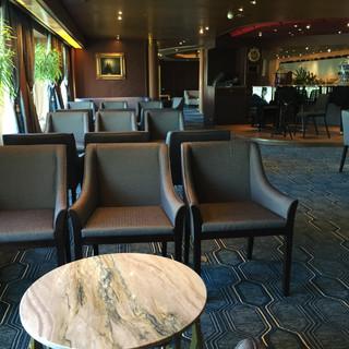 Holland America Lounge