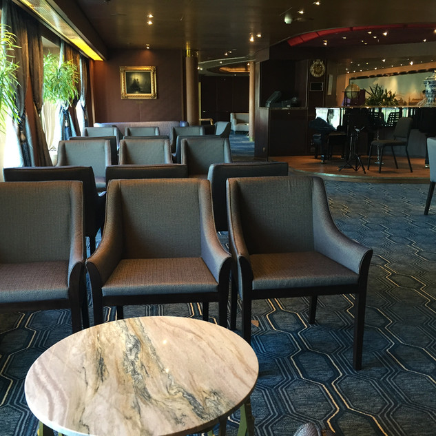 Holland America Lounge