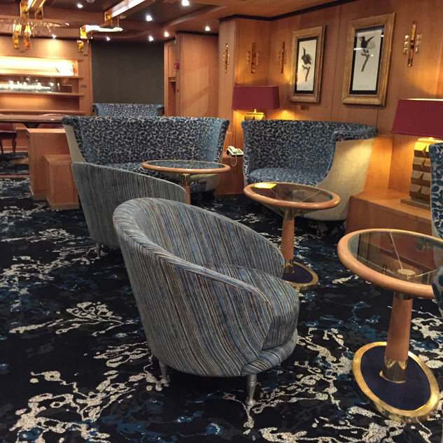 Holland America Private Lounge