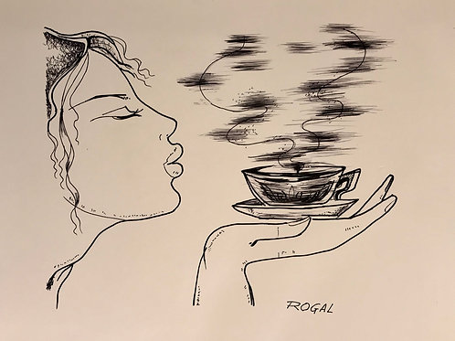 """""""Cappuccino"""" by ROGAL"""