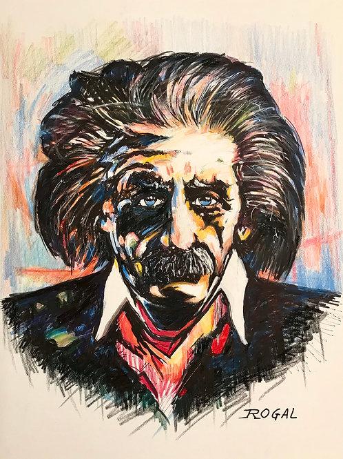 """""""Einstein"""" by ROGAL"""