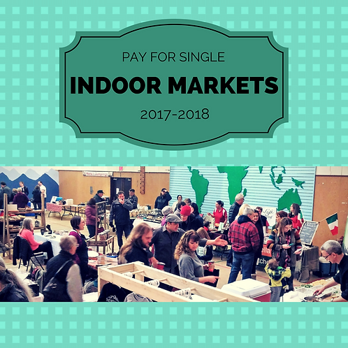 Single Indoor Markets