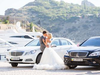 Какой автомобиль подходит для свадьбы?