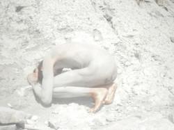 mud bodypainting