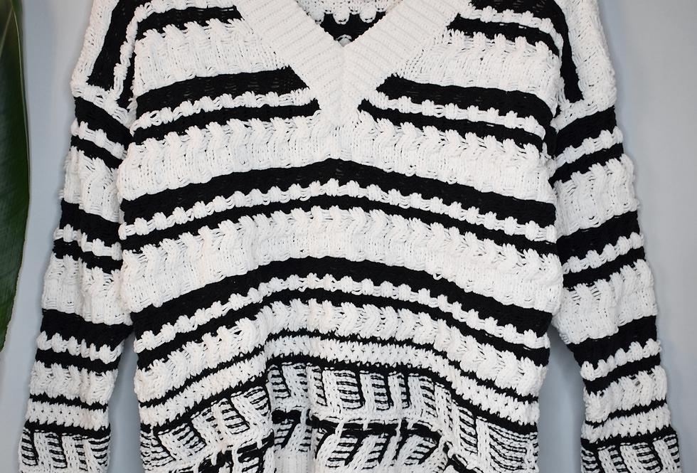 Universal Thread Chunky Knit Sweater XS