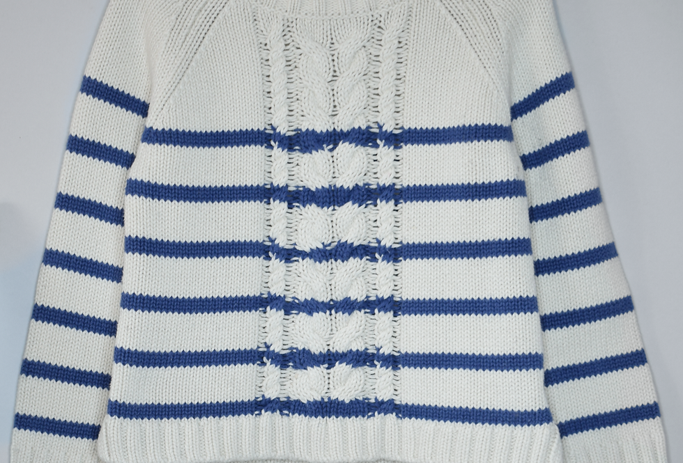 baby Gap Striped Sweater 5Y
