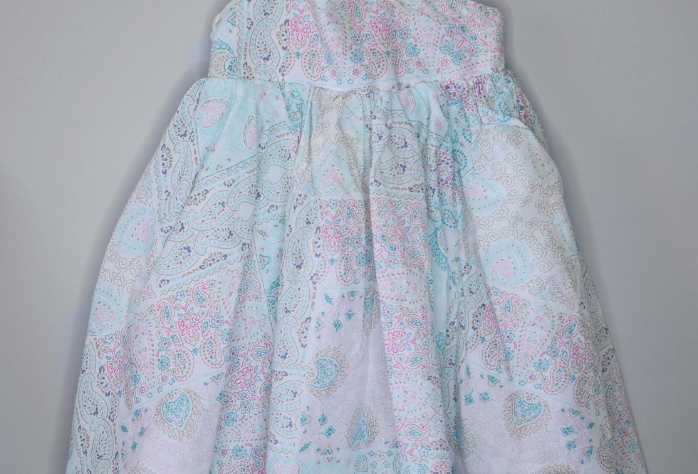 Artisan NY Paisley Strappy Dress 12M