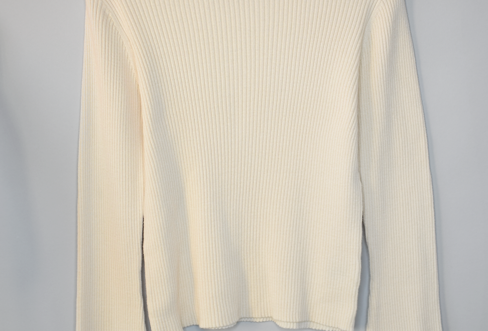 Aeropostale Ribbed Knit Pullover XL