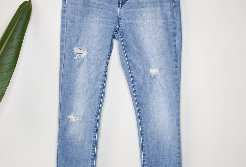 Pacsun High Rise Ankle Jegging 25