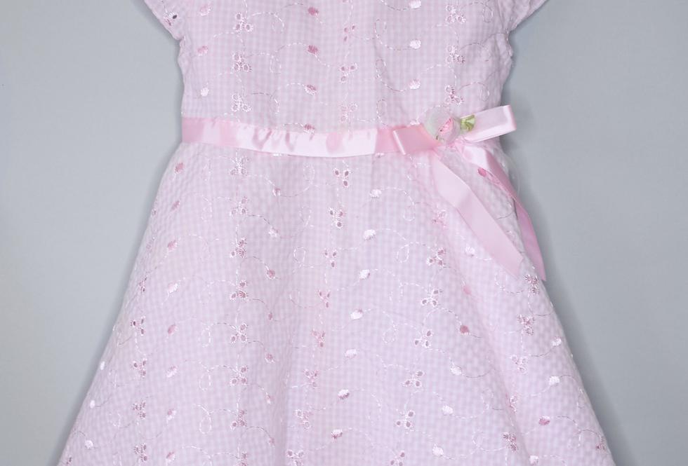 Bonnie Bay Pink Tulle Dress 24M