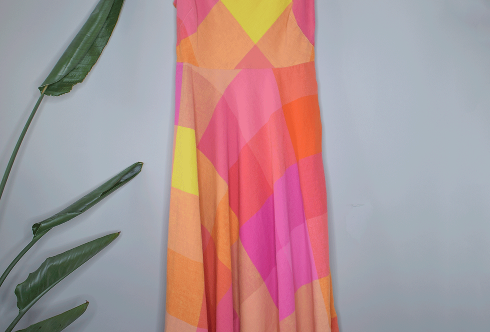 Liz Claiborne NY Vintage Linen Dress 10