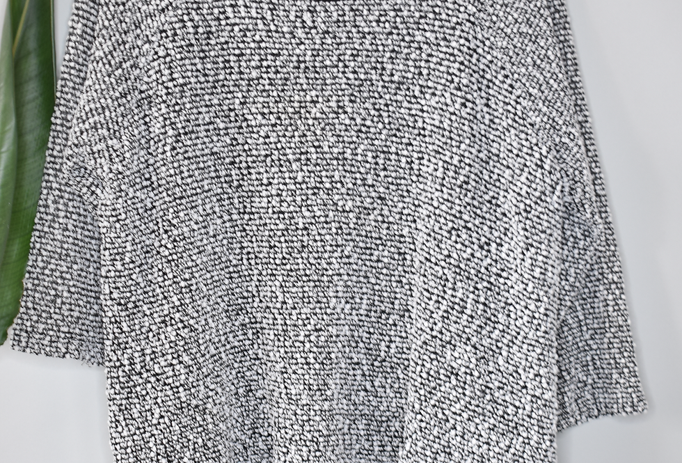 Shannon Ford Split Back Sweater 1X
