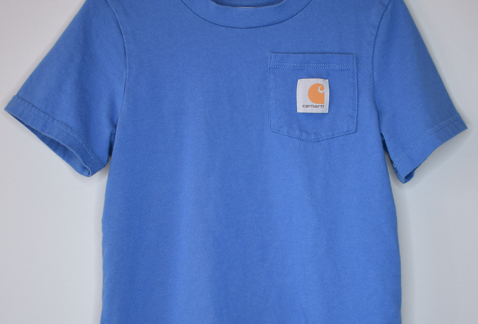 Carhartt Blue Pocket T-Shirt 5