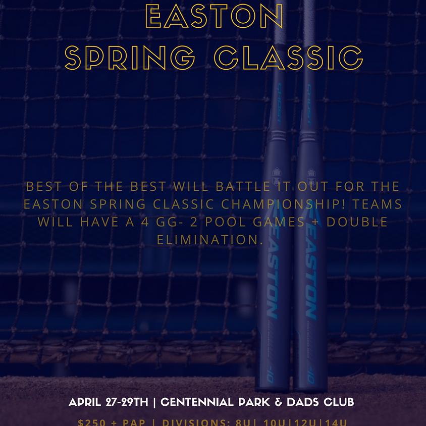 EASTON SPRING CLASSIC