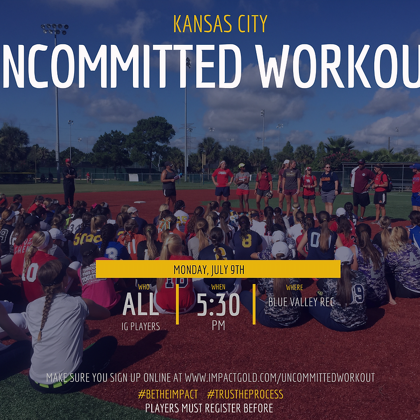 IG KANSAS CITY UNCOMMITTED CAMP