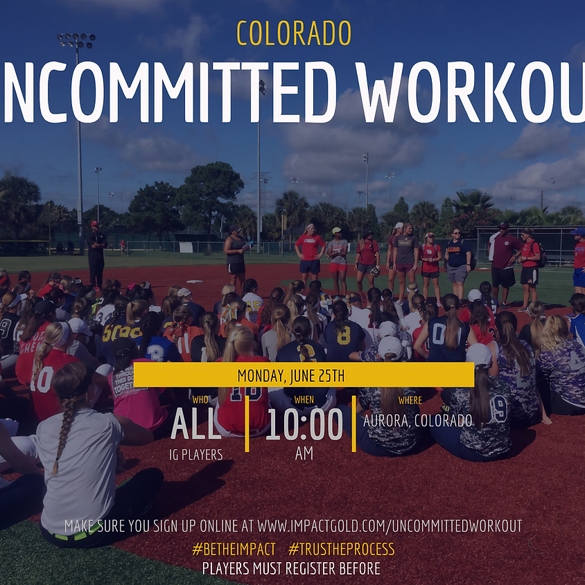 IG COLORADO UNCOMMITTED CAMP
