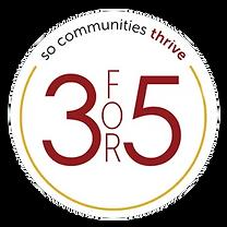 3for5 logo