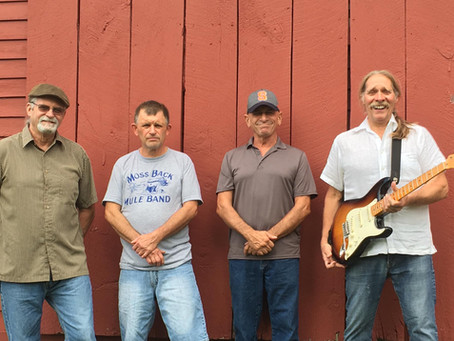 Moss Back Mule Band Headlines Blue Jeans & Bidding Event