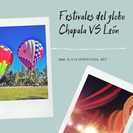 FESTIVAL DEL GLOBO: CHAPALA VS LEÓN