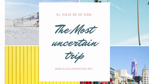 The most uncertain and improvised trip of this year