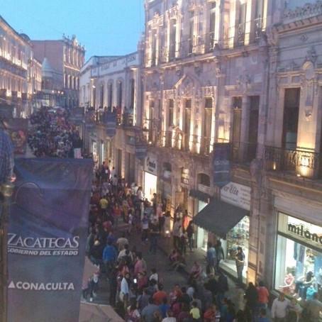 FESTIVALES DE ZACATECAS
