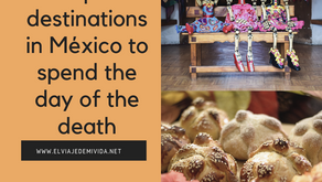The Top 5 destinations in Mexico to spend the Day of the Dead