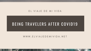 Being travelers after COVID19