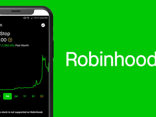 Robinhood about to launch IPO