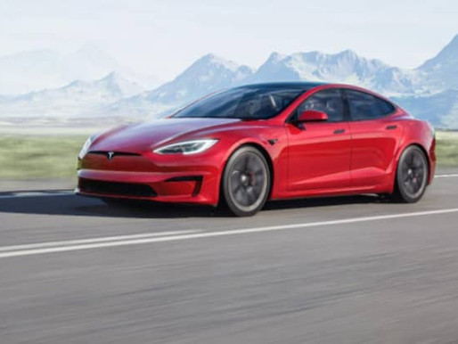Tesla all set to start the deliveries of its new Model S Plaid