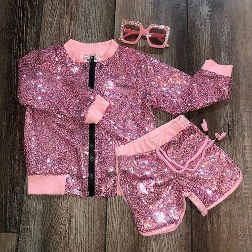Sparkle Girl Outfit