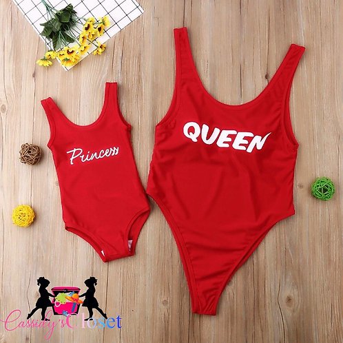 Queen x Princess Bathing suits