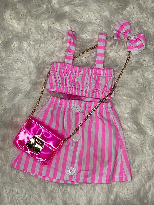 Pretty in Pink 3piece