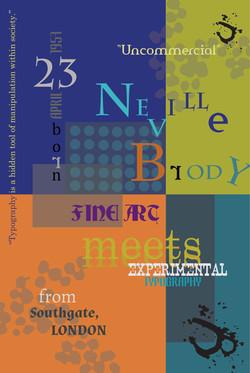 Liz Manns Type Poster
