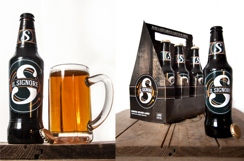 Jesse Sutherland Beer Pkg